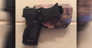 #DIGTHERIG – Gary and his Springfield XDs 45ACP in a We Plead The Second Holster