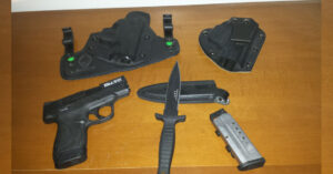 #DIGTHERIG – Todd and his S&W M&P Shield 9mm in an Alien Gear Holster