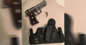 #DIGTHERIG – Durhamite77 and his Beretta 92fs in an Alien Gear Holster