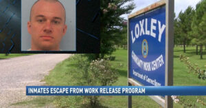 Property Owner Holds Escaped Inmate At Gunpoint Until Police Arrive