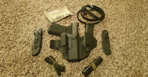 #DIGTHERIG – Jar and his Glock 19 in a Trex Arms Sidecar Holster