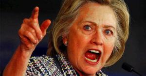 Clinton Takes Aim At The Second Amendment — Wants Brady Act Back