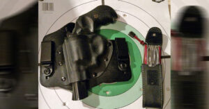#DIGTHERIG – Rory and his Rossi .357 Model 361 Revolver in a Theis Holster