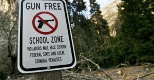TRUMP: Get Rid Of The Unconstitutional Gun Free School Zone Act