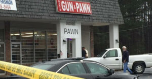 Pro Tip: Don't Try To Rob The Owner Of A Gun Shop