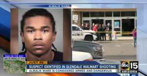 Thug Indiscriminately Opens Fire On People At Walmart — One Of The Victims Returns Fire, Forces Him To Flee