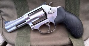 Three Reasons NOT To Carry A Revolver