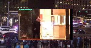 Early Morning Heist At The Bellagio Gets Tense When Suspects Can't Start Their Car