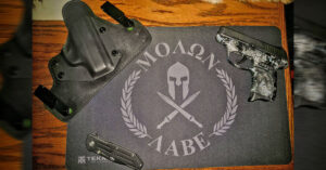 #DIGTHERIG – Kyle and his Ruger LC9s in an Alien Gear Holster