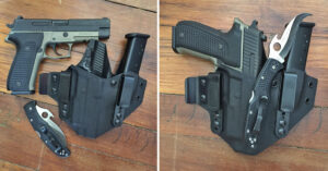 #DIGTHERIG – Aaren and his Sig P226 in a T-Rex Arms Holster