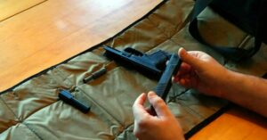 BEGINNERS: Basic Parts Of A Semi-Auto Handgun