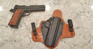 #DIGTHERIG – Jesse and his Citadel 1911 in an Alien Gear Holster