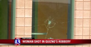 """""""Take Over Style"""" Quiznos Attack Doesn't End Well For The Thugs, Because One Employee Is Armed"""