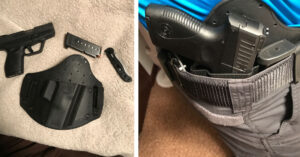 #DIGTHERIG – Ken and his Taurus PT709 Slim in a Fobus Holster