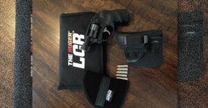 #DIGTHERIG – Jim and his Ruger LCR in a Braids Holster