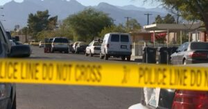 Woman Shoots Man In Apparent Self-Defense Situation In Vegas