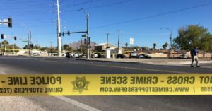 Concealed Carrying Vegas Man Witnesses Stabbing, Shoots Suspect And Stops Attack