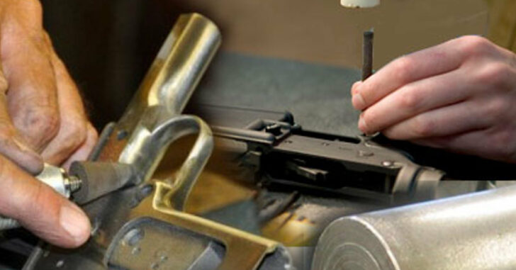 When You Should Take Your Gun To A Gunsmith