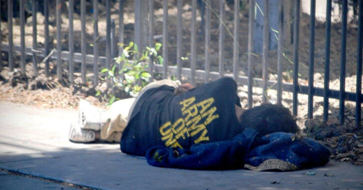 Armed And Homeless Part I: Homeless Veteran Tells His Story