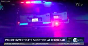 Employee Shoots Customer Who Had Opened Fire in Waco Bar