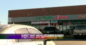 Amarillo Pizza Store Owner: Armed Employees Welcomed Here
