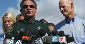 Armed School Officer Was At FL School During Shooting, Didn't Enter Building