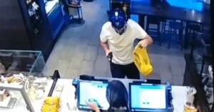 Armed Robber Is Stabbed By Good Samaritan, Robber's Mother Wants Justice *WATCH*