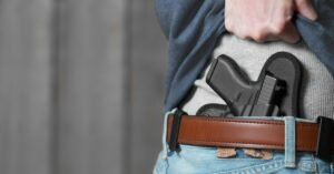 Do You Remember The First Day You Carried Your Firearm In Public? Here's How Mine Went.