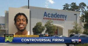 Academy Sports Fires Manager Who Stopped Gun Thief From Getting Away
