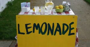 9-Year-Old Boy Robbed At Gunpoint While Sitting At His Lemonade Stand