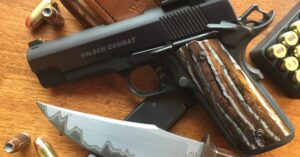 #DIGTHERIG – Todd and his Wilson Combat 1911 in a Tier 1 Holster
