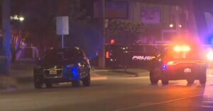Armed Driver Shoots Robber After He's Boxed In And Confronted