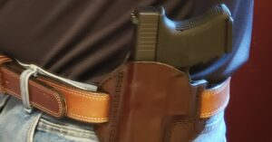 #DIGTHERIG – Joe and his GLOCK 30s in a Mitch Rosen Holster