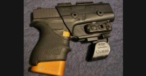 #DIGTHERIG – Rob and his GLOCK 43 in an Alien Gear Holster