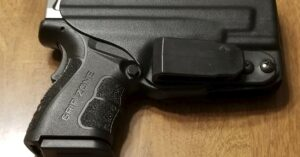#DIGTHERIG – Tim and his Springfield XD 9mm Mod. 2 in a Blade-Tech Holster