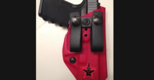 #DIGTHERIG – Markhas and his Glock in a Green Force Tactical Holster