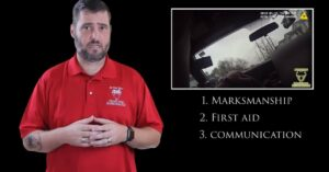 Crazy Situation Shows Need For Marksmanship   Active Self Protection
