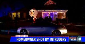 Wife Saves Husband From Certain Death With Her Firearm After He Is Brutally Attacked In Their Driveway