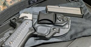 #DIGTHERIG – Chris and his Springfield Armory EMP 9mm in a Vedder Holster