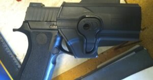 #DIGTHERIG – Dale and his Sig Sauer P320 in a Cytac Holster