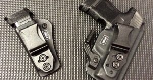 #DIGTHERIG – John and his Sig Sauer P365 in a Vedder Holster