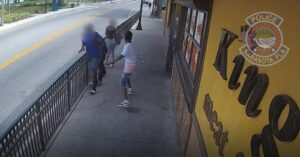 [WATCH] Armed Suspect Opens Fire Outside Meat Market A Few Miles From Concealed Nation