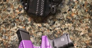 #DIGTHERIG – John and his Glock 29 in a Knightfall Customs Holster
