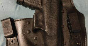 #DIGTHERIG – D. J. and his Glock 26 in a DeSantis Holster
