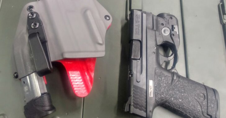 #DIGTHERIG – SoCalJack and his Smith & Wesson M&P Shields and his Last Line Of Defense Holster