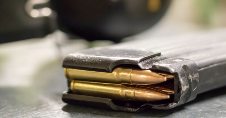"""Federal Appeals Court Strikes Down California Ban On """"High Capacity"""" Magazines"""