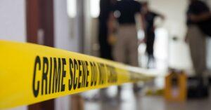 Woman Struggles For Gun Against Estranged Husband Who Broke Into Home