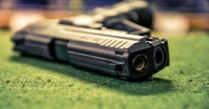 Armed Robbery Victim Wrestles Gun Away, Shoots One Attacker, Sends The Other Fleeing In Panic