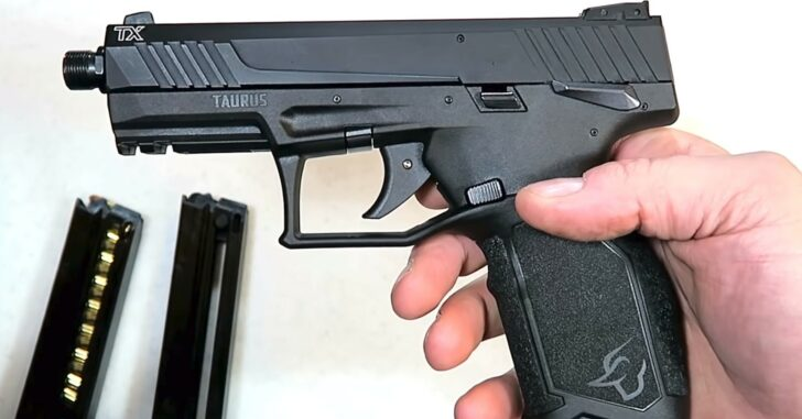 [FIREARM REVIEW] Taurus TX22; Feature Loaded and Budget Friendly