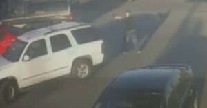 Enraging Video: Man Opens Fire On Another Man At Gas Station, For No Apparent Reason